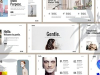 Free Gentle Powerpoint Template