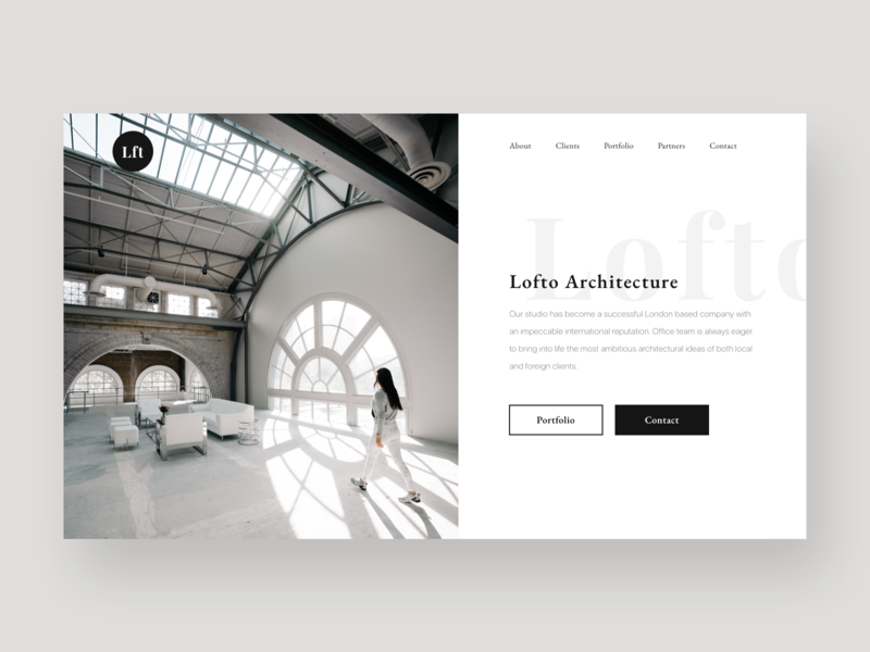 Architecture Studio - concept design