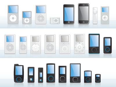 Pods im old ipod icon