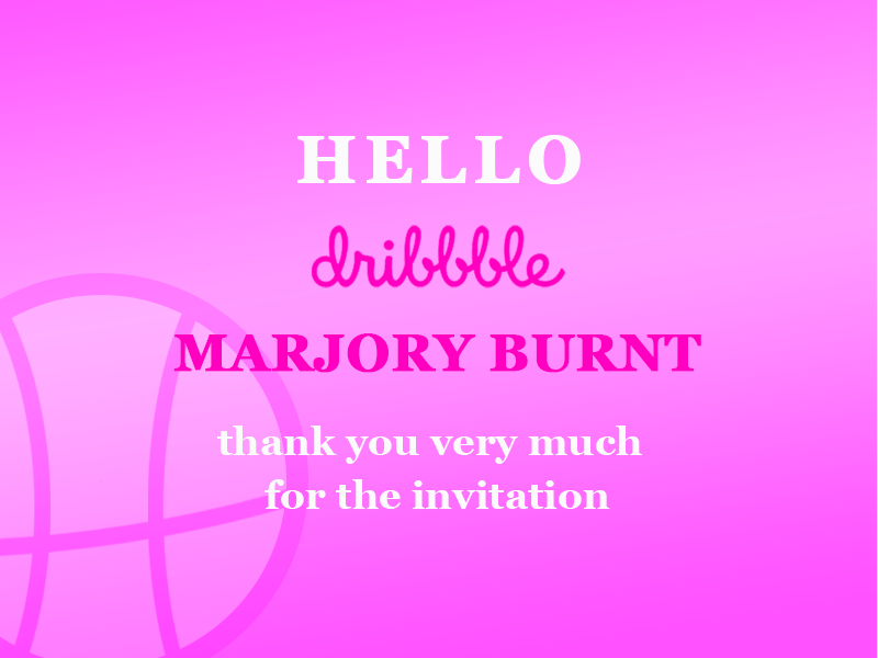 Hello Dribbble dribbble invite ui ux дизайн веб дизайн