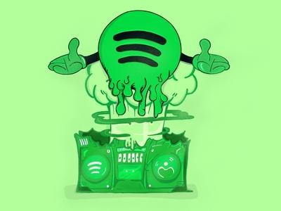 Gods of Music Streaming