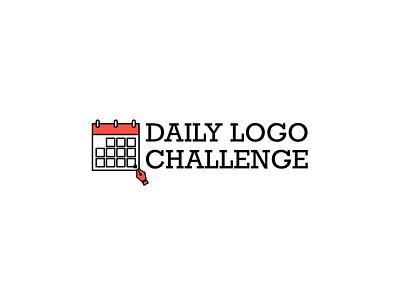 Daily Logo Challenge calendar logodlc dlc logo branding daily logo challenge dailylogochallenge adobe illustrator