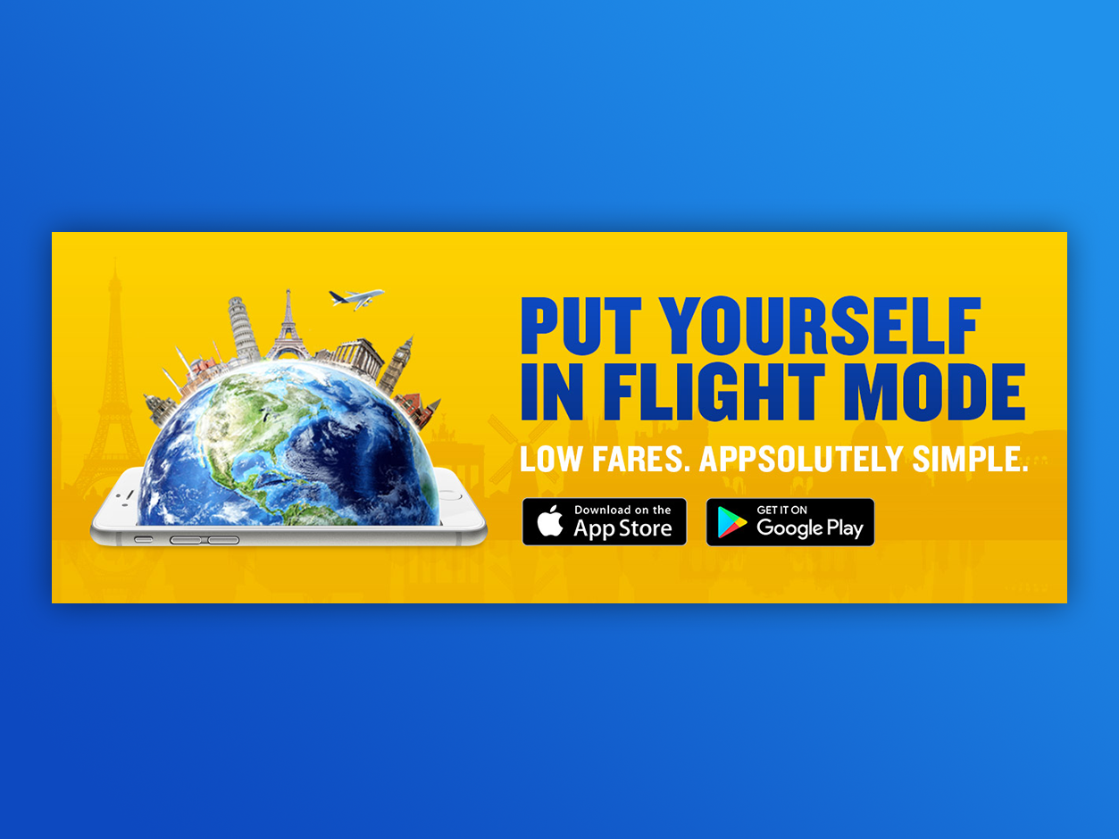 Ryanair App Download by Aoife Kilpatrick on Dribbble