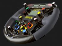 F1 2000 Steer Dribbble