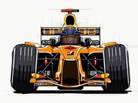 Arrows F1 A23