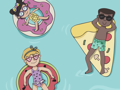 Summer Floats