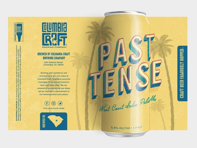 16oz Past Tense Can