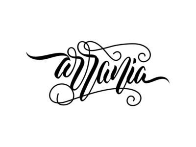 Arrania Logotype