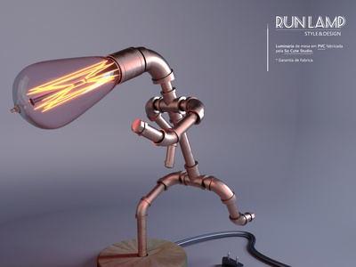 Running Lamp - So Cute Studio