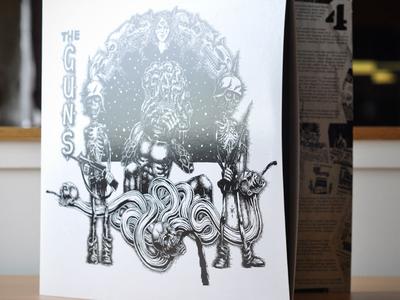 The Guns Double LP