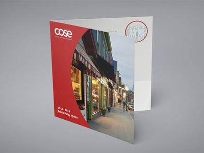 COSE PPA Print Design