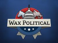 Wax Political Emblem