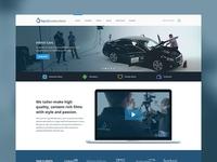 Liquid Productions Website