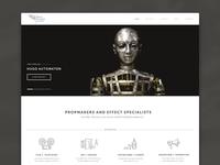 Dick George Creatives Website