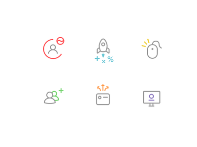 Givey Feature Icons