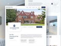 Brookworth Homes Website