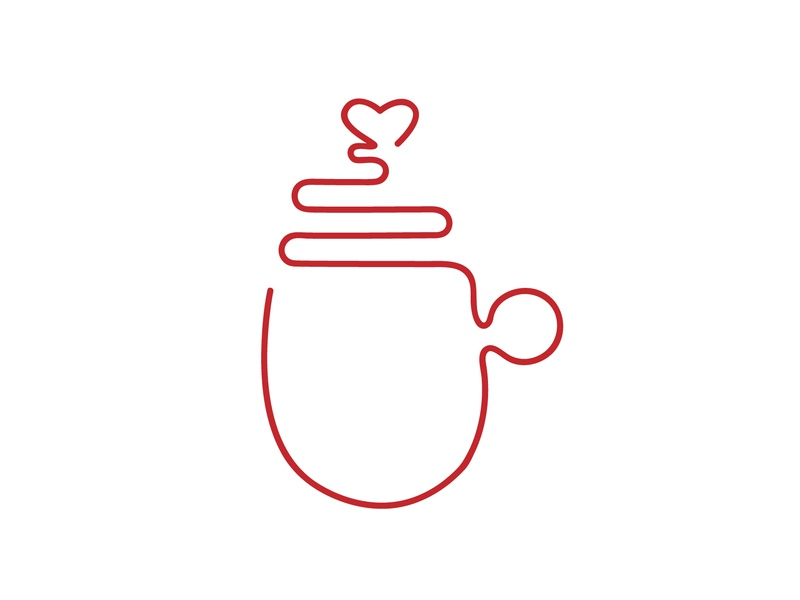 Love Coffee inspiration icon design icons icono illustrator design illustrator design art designspiration designs designers diseño de logo diseño gráfico diseño logo art logodesign illustrator design icon vector logo design