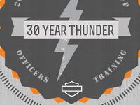Harley-Davidson Owners Group Badge 1