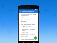 QuickTapSurvey Android app