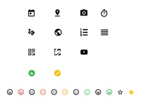 QuickTapSurvey Android Icons
