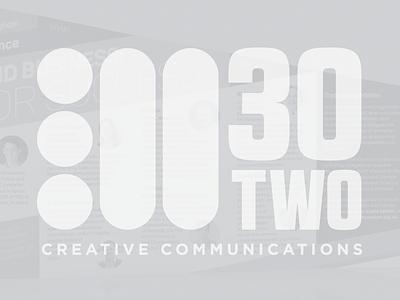 30two Logo Refresh refresh identity logo