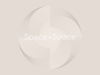 Space Solace Lockup 01