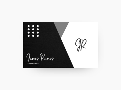 Business Card (Impossible)