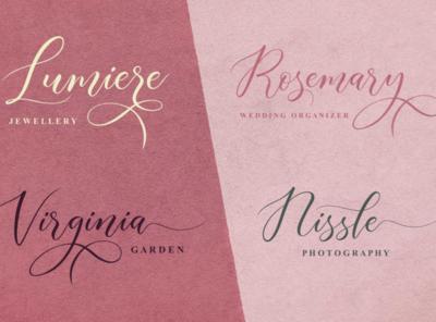 Branding | Aisyah Font
