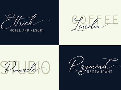 Branding | Marvelous Font Duo typeface typography logo fonts design branding