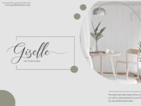 Giselle Interiors | Aisyah Lovely Script