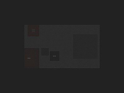 Seeloz / generative graphics API geometry intelligence automation machine learning motion dots math graphic design graphic generative motion graphics