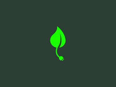 eco // logo