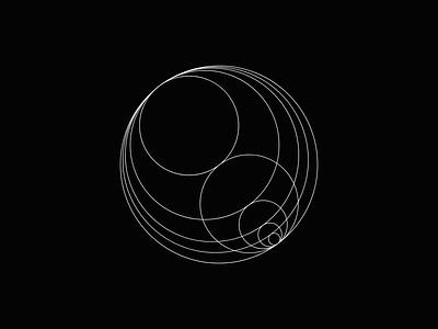 Creative Coding ° Double Circles/ 3 math generative creative coding motion animation minimal art generativeart graphics motiongraphics circle line