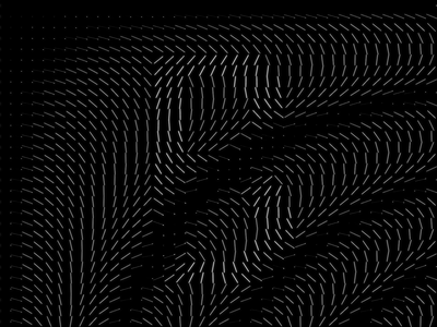 Creative Coding ° B graphics animation motion simple design letter 36 days of type coding creative art generative typography type b