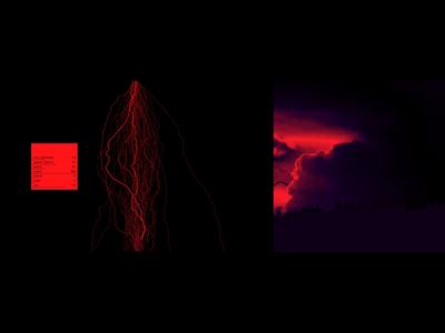 Revolution / festival's identity music line graphic design art generative visual identity festival revolution motion animation
