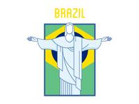 Brazil World Cup Shirt