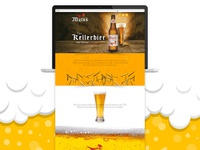Cerveza Mytos Website