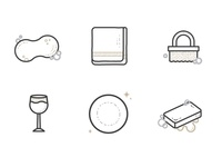 Scratchboard Icons