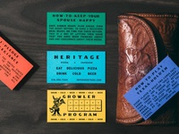 Heritage Cards