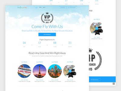 RevenueHits VIP Contest