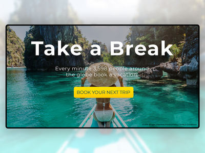 Travel bridge page