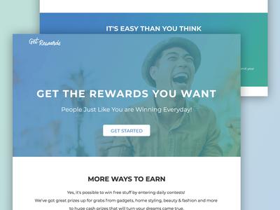 Get Rewards Website