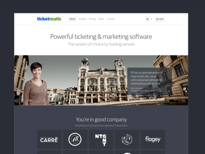 Ticketmatic