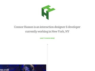 The Start of Something New connor hasson connor rebrand new york portfolio