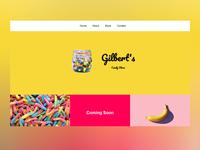 Gilbert's Candy Store