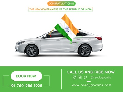 Ride With Pride - ReadyGo Cabs