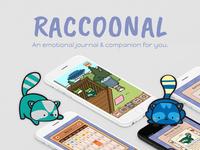 Raccoonal Mobile App