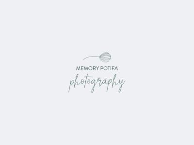 Memory Potifa Photography / Logo