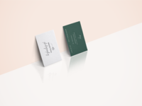 MP Photography / Business Card & Identity