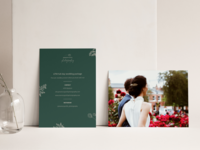 MP Photography Visual Identity & Flyer Design
